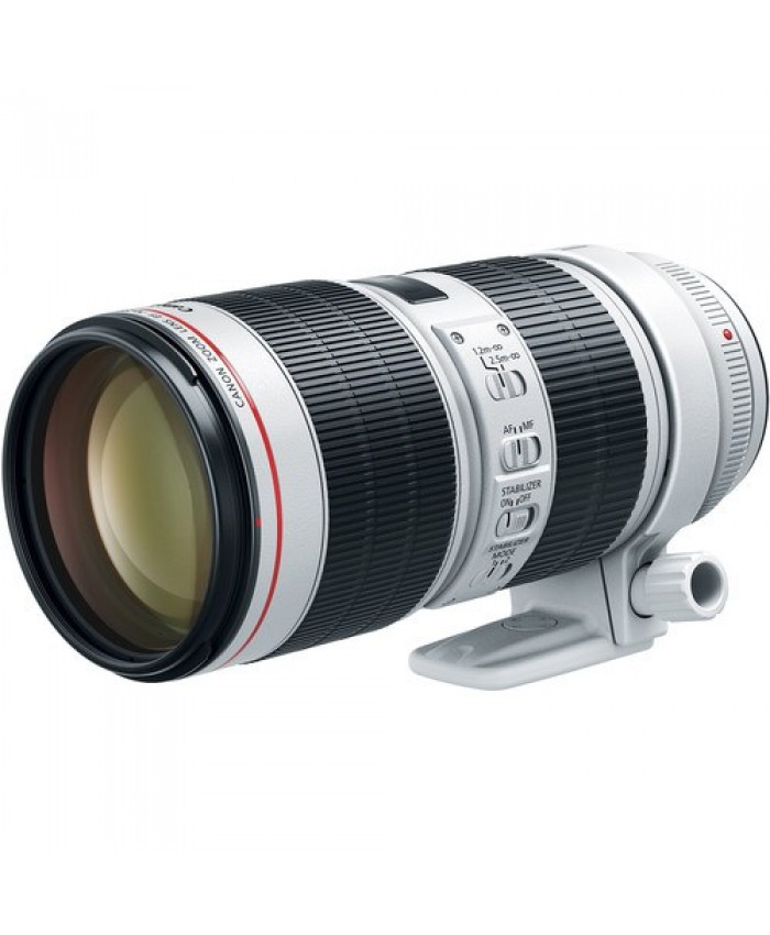 Canon EF 70-200mm f/2.8L IS III USM Lens