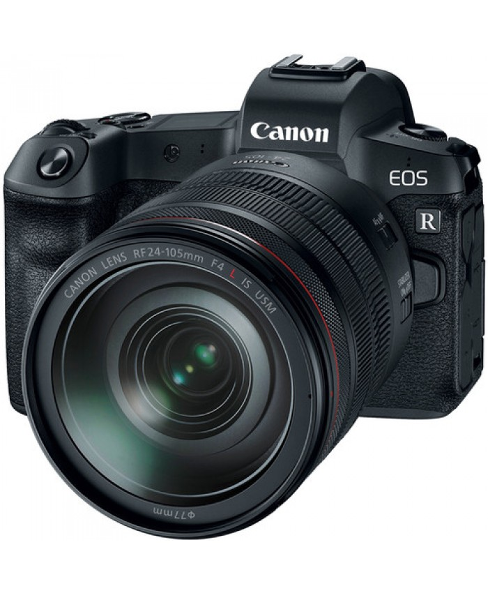 Canon EOS R Mirrorless Digital Camera with 24-105mm