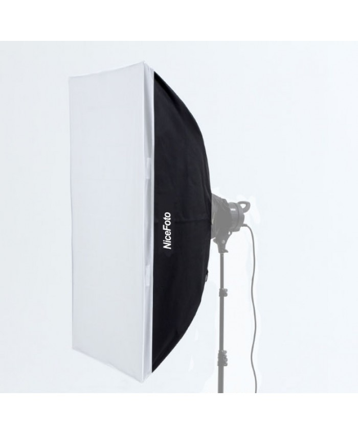 NiceFoto Quick Frame softbox 80X120cm bowens Mount