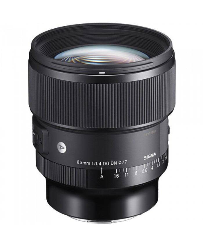 Sigma 85mm f/1.4 DG DN Art Lens for Sony E