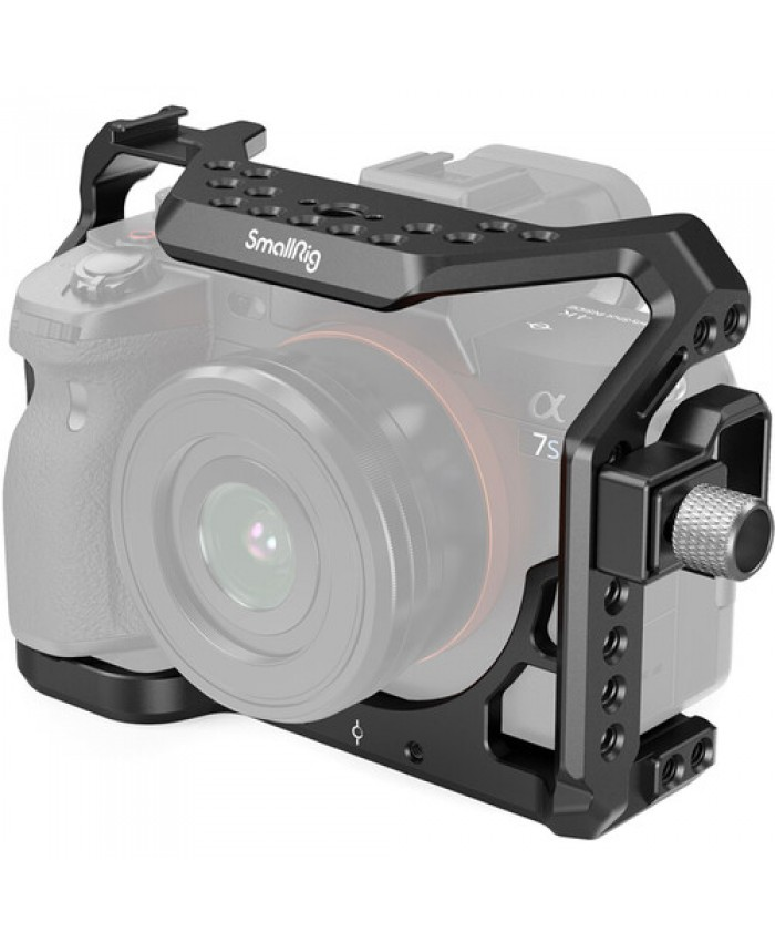 SmallRig Camera Cage and HDMI Cable Clamp for Sony Alpha 7S III