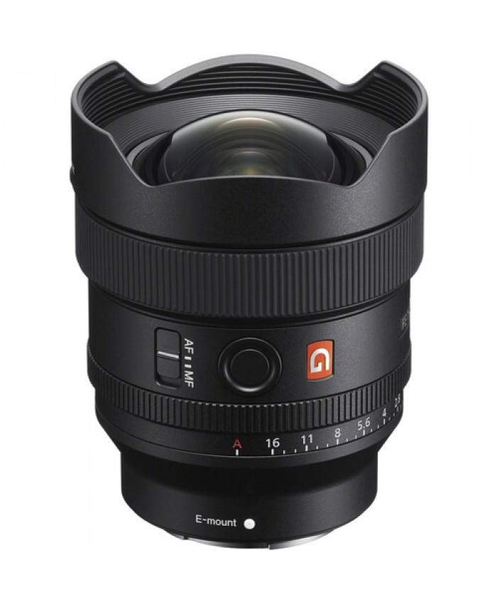 Sony FE 14mm f/1.8 GM Lens