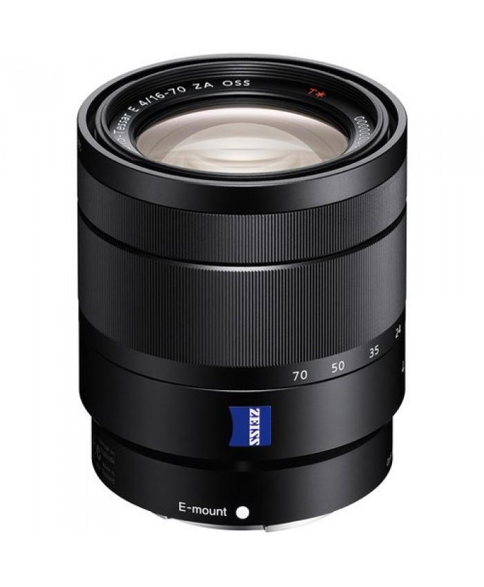 Sony Vario-Tessar T* E 16-70mm f/4 ZA OSS Lens