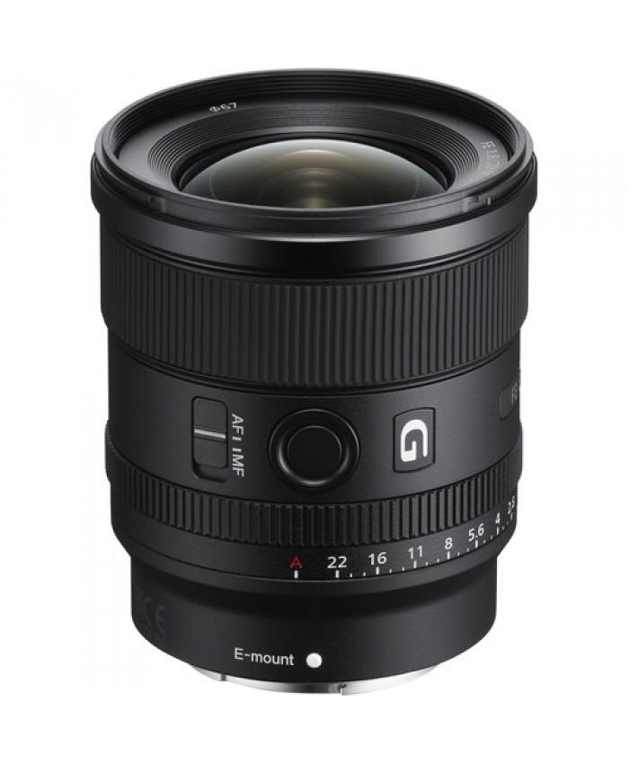 Sony FE 20mm f/1.8 G Lens