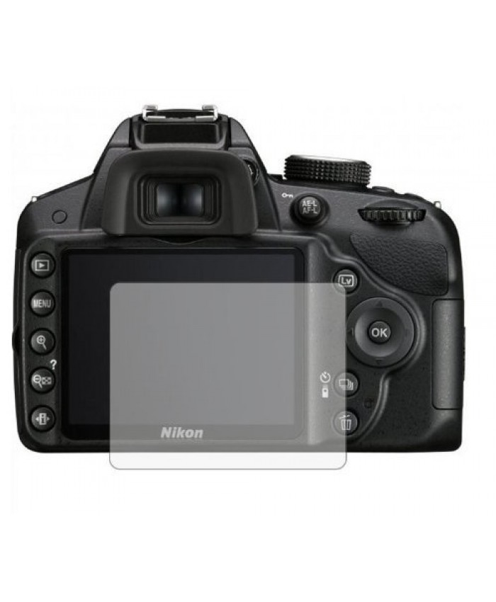 LCD Screen Protector for Nikon D5500