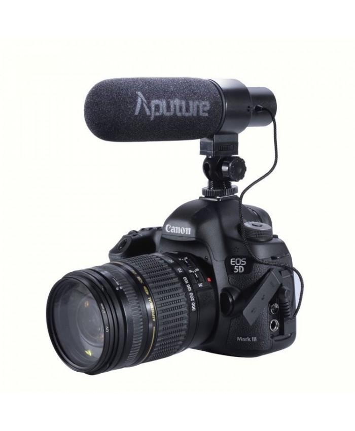 Aputure V-MIC D1  condenser shotgun mic