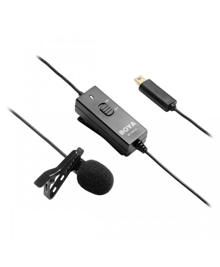 BOYA BY-GM10 Microphone for GoPro