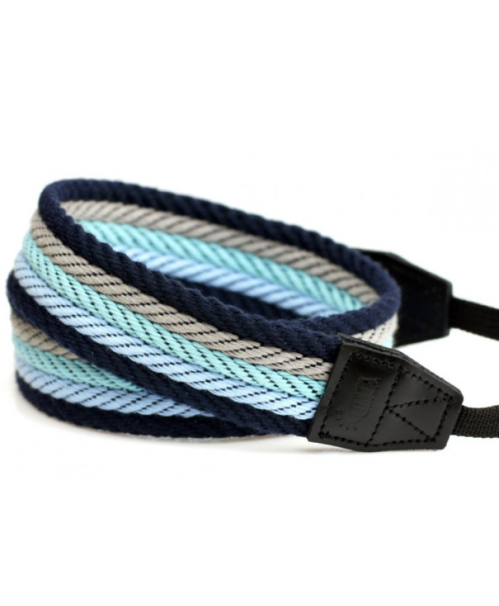 Camera Strap - Cheyenne Blue