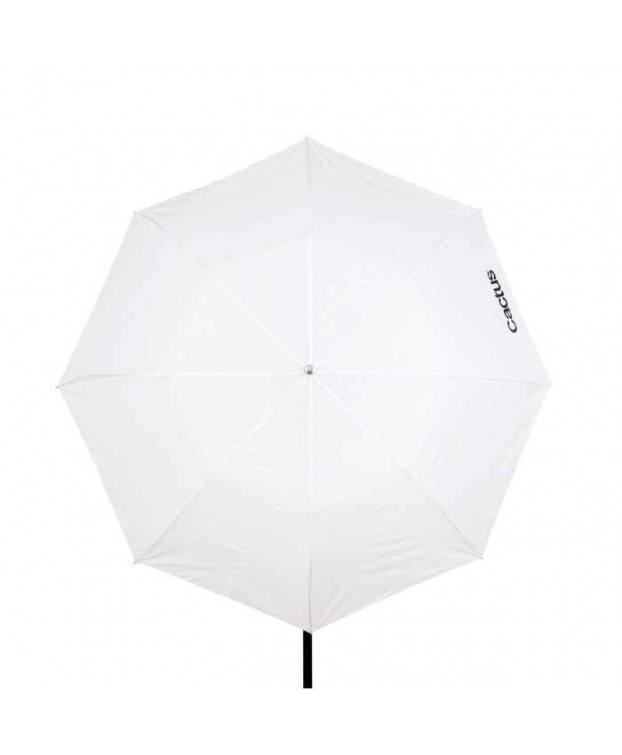 "Cactus White Diffusion Collapsible Umbrella 45"" C-451"