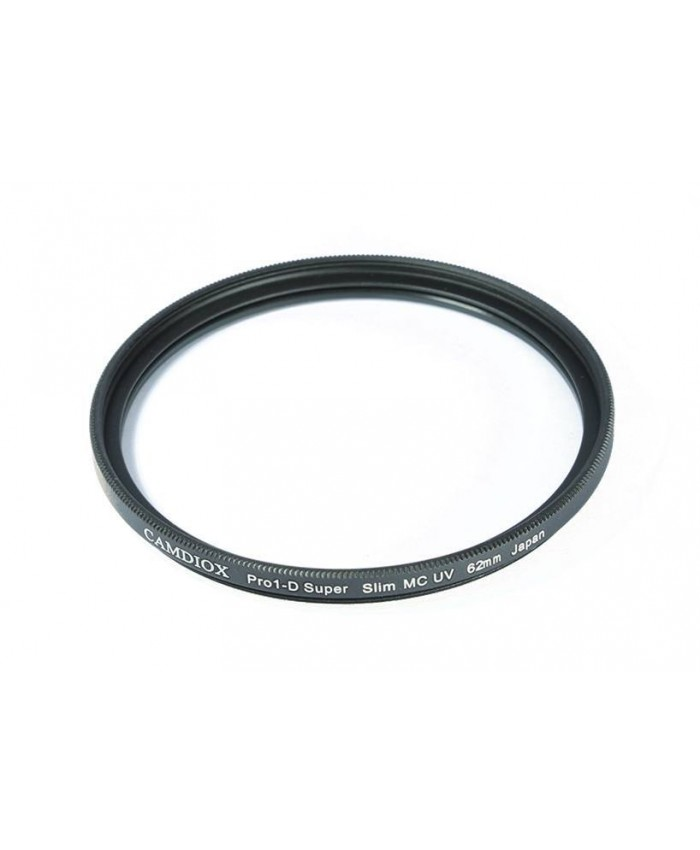 Camdiox Super Slim MC UV Filter 62mm