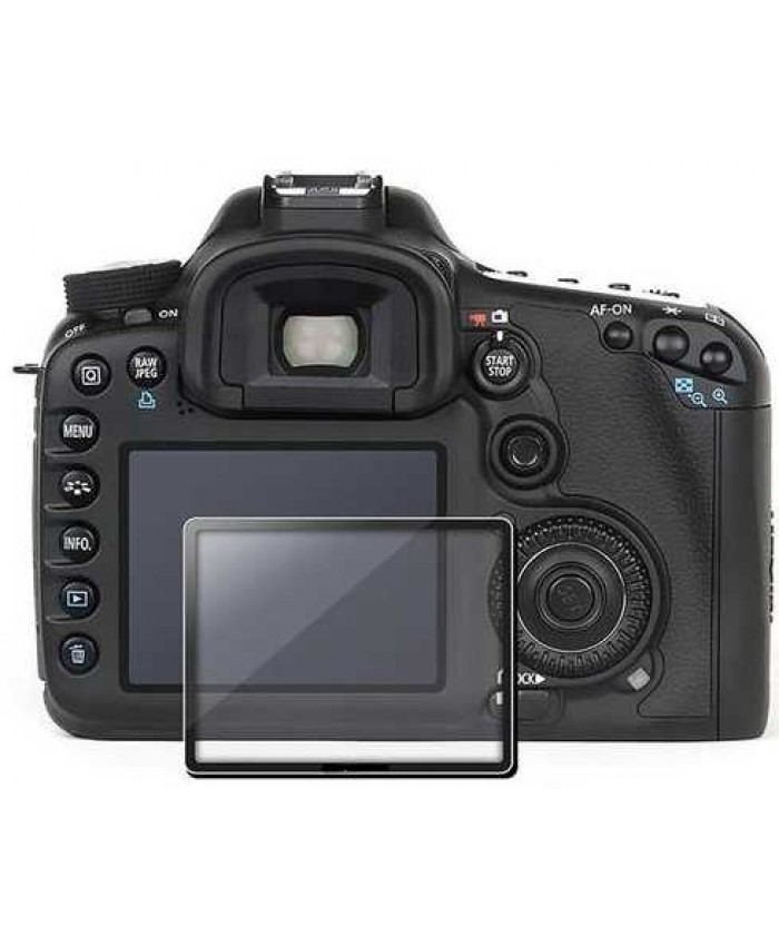 Pro optical glass LCD for Canon 7D