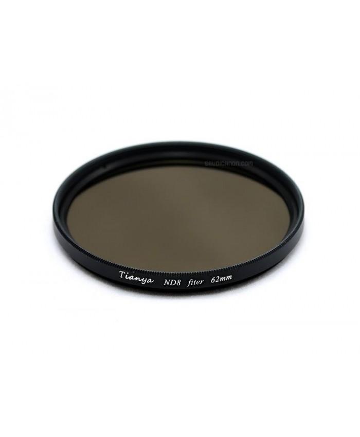 Tianya ND8 Filter 62mm