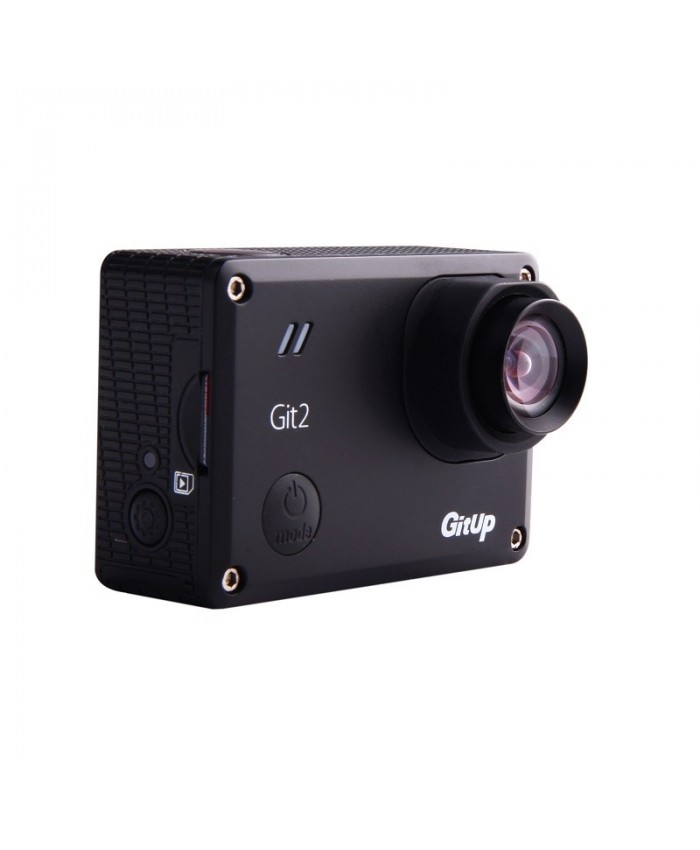 Gitup Git2 Action Camera with F2.8 4.35mm 16M FOV 90° 13G lens