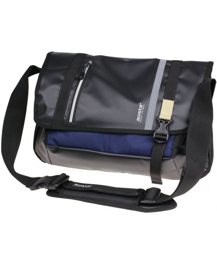 Aosta OEJ Messenger Bag Navy