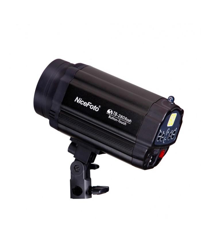 NiceFoto Mini Studio flash TB-230
