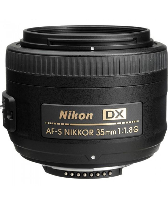 Nikon AF-S Nikkor 35mm f/1.8G DX