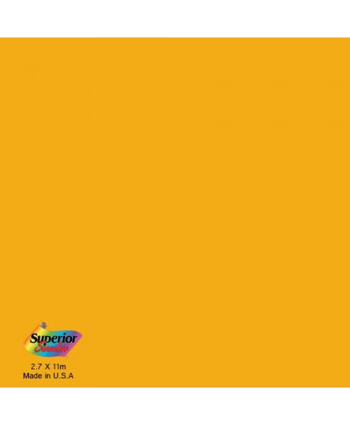 Superior Specialties 2.72M Forsythia Yellow Seamless background paper