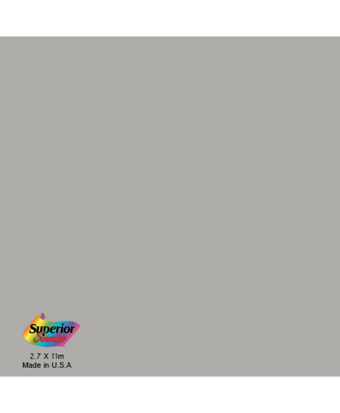 Superior Specialties 2.72M Pursuit Grey Seamless background paper