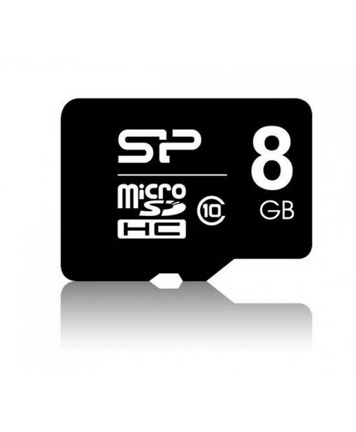 Silicon Power  microSDHC 8GB C10