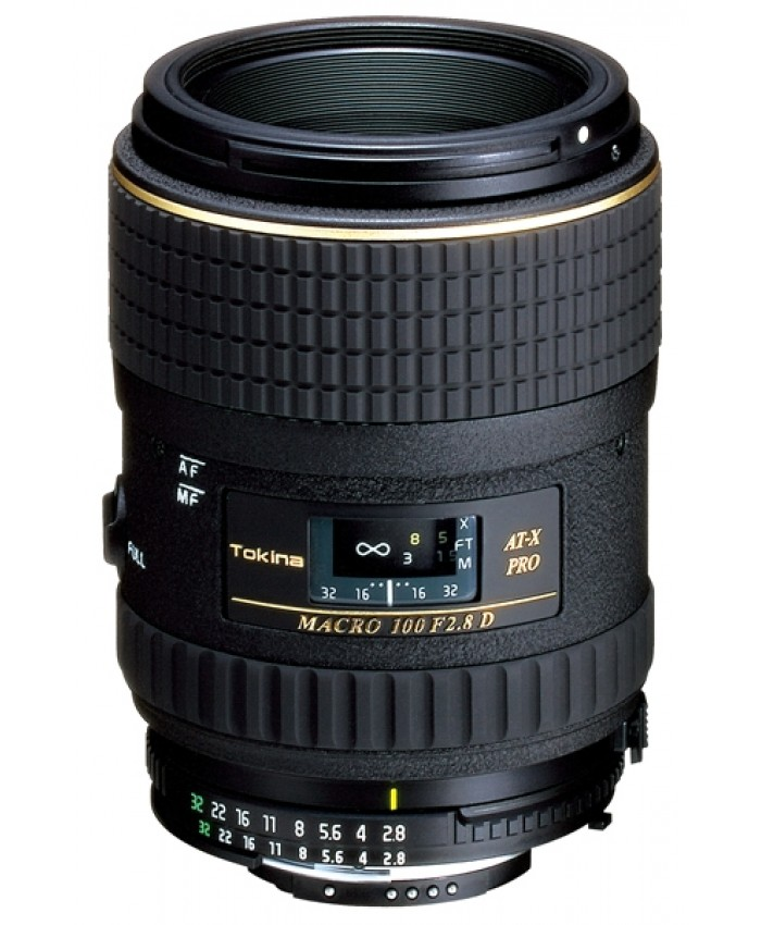 Tokina 100mm f2.8 Macro for Nikon