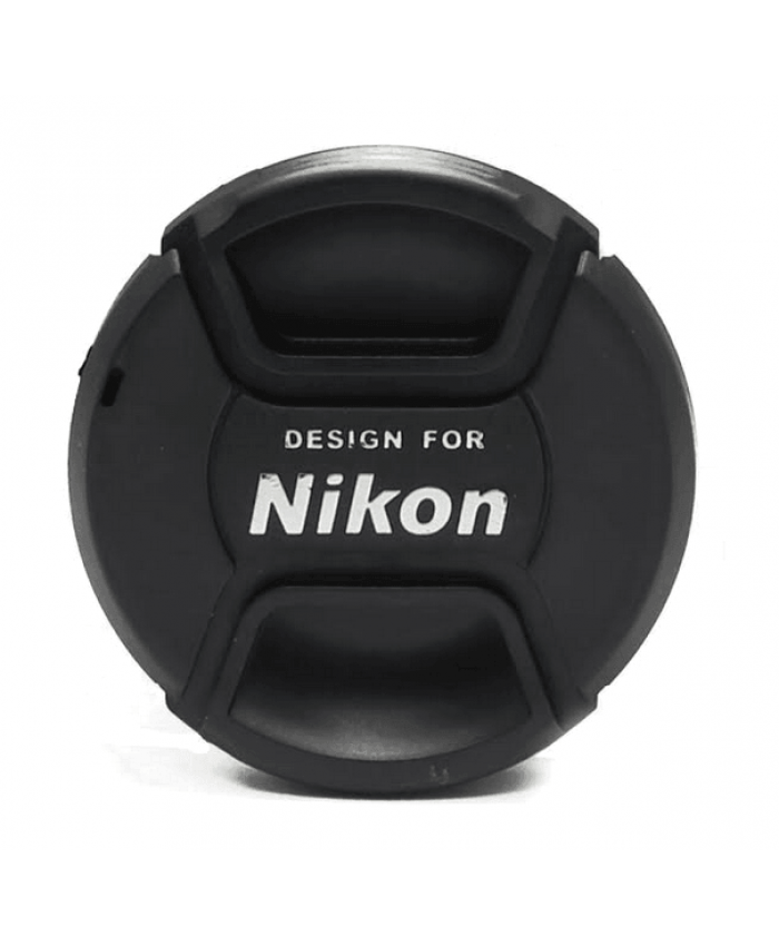 58mm Lens Cap for Nikon