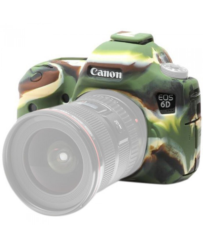 easyCover for Canon EOS 6D Camouflage