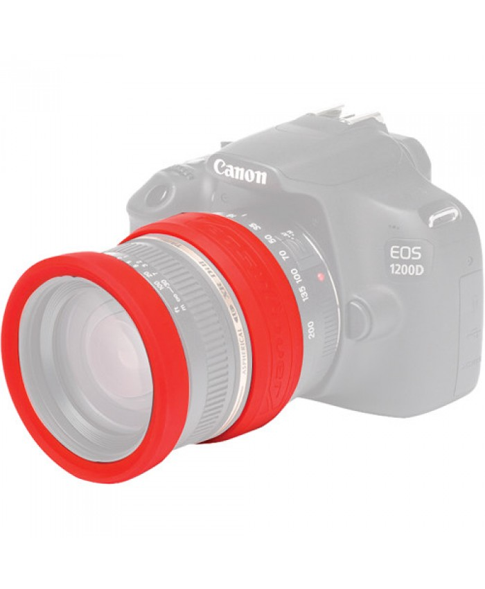 easyCover 67mm Lens Rim RED