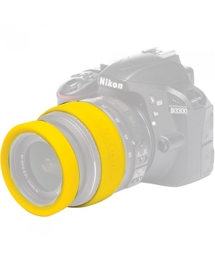 easyCover 52mm Lens Rim Yellow
