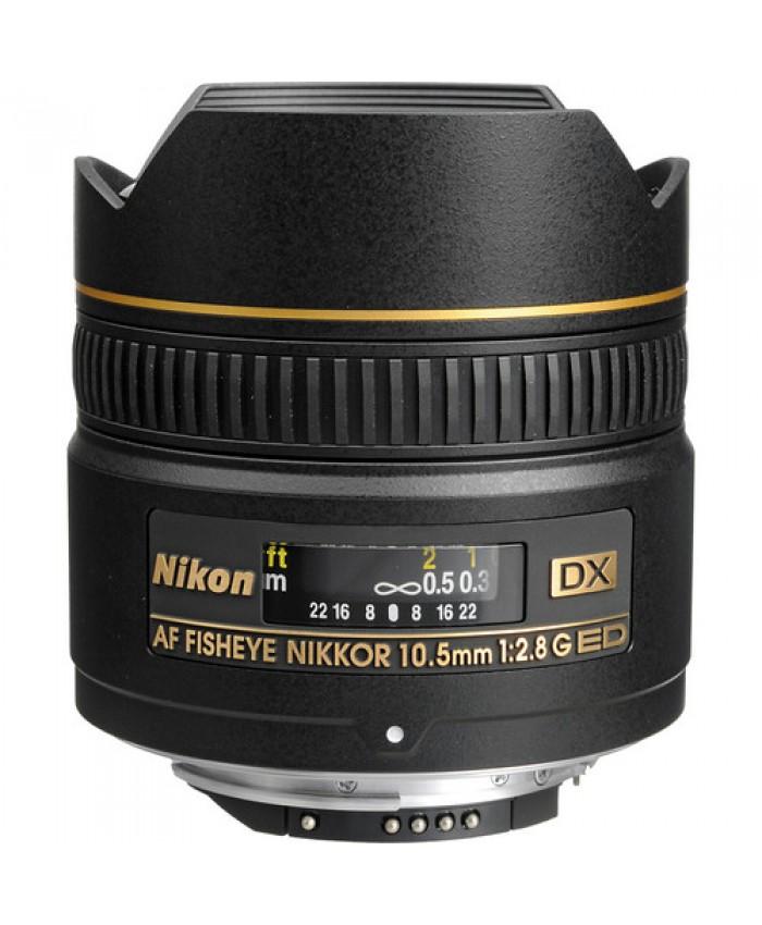 Nikkor 10.5mm f/2.8G ED DX Fisheye