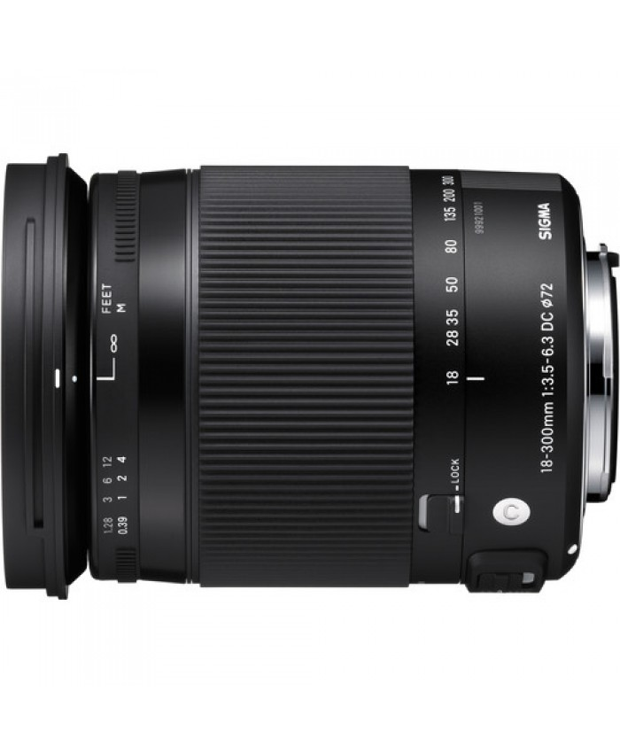 Sigma 18-300mm f/3.5-6.3 DC Macro OS HSM ART for Nikon