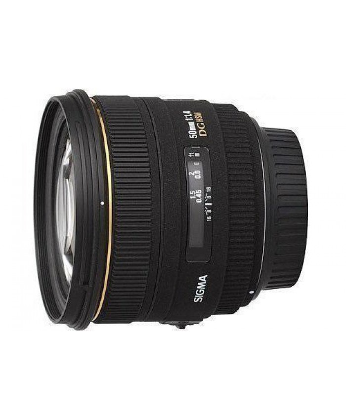 Sigma 50mm f/1.4 DG - Canon