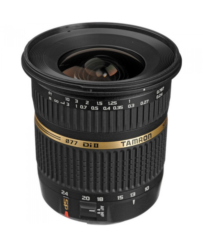 Tamron SP AF 10-24mm f / 3.5-4.5 DI II Zoom Lens For Canon