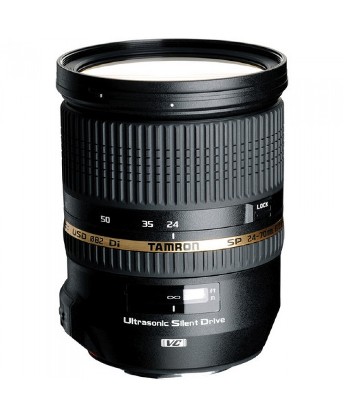 Tamron SP 24-70mm f/2.8 - Canon