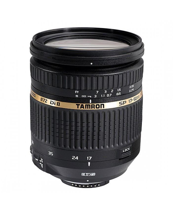 Tamron 17-50mm f/2.8 VC for Nikon