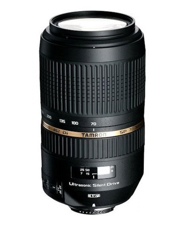 Tamron SP 70-300 Di VC - Nikon