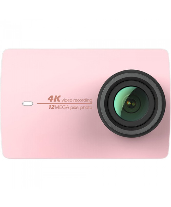 YI 4K Action Camera Rose Gold