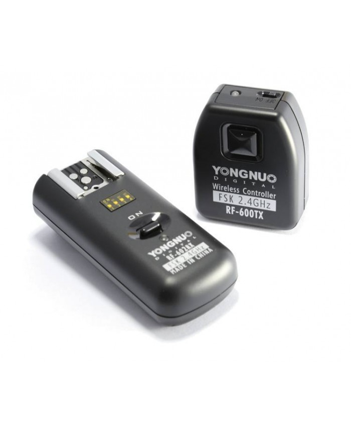 Yongnuo RF-602 wireless flash trigger / Canon