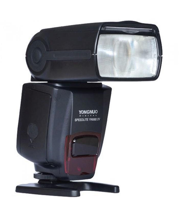 Yongnuo YN-560 IV Speedlight Flash Canon & Nikon