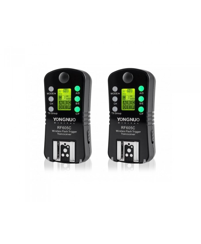 YONGNUO RF605C Wireless Flash Trigger for Canon